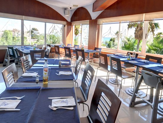 Hotel Marina d'Or 3*: Restaurante buffet