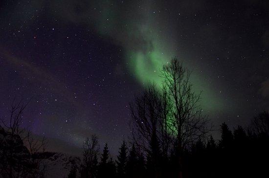 The AuroraChaser Kjetil Skogli: ook op de tweede spot