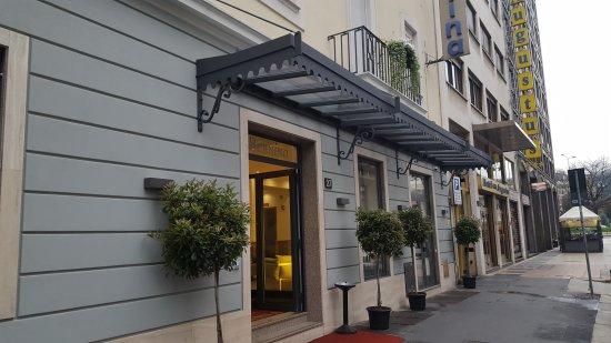 20170324 072200 picture of hotel bernina for Hotel bernina milano