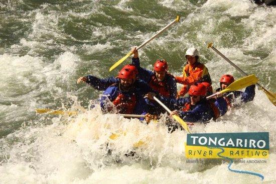 Turangi, New Zealand: Get wild and wet!
