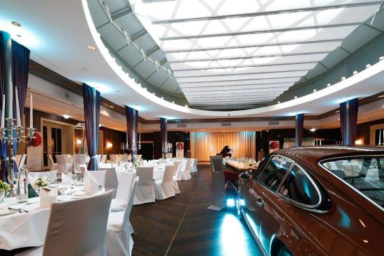 Steigenberger Hotel Drei Mohren: Teehalle