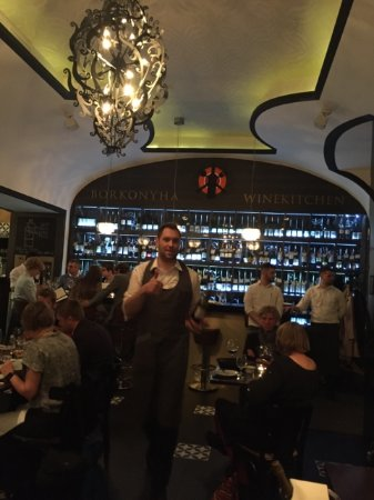 Photo of Modern European Restaurant Borkonyha WineKitchen at Sas Utca 3, Budapest 1051, Hungary