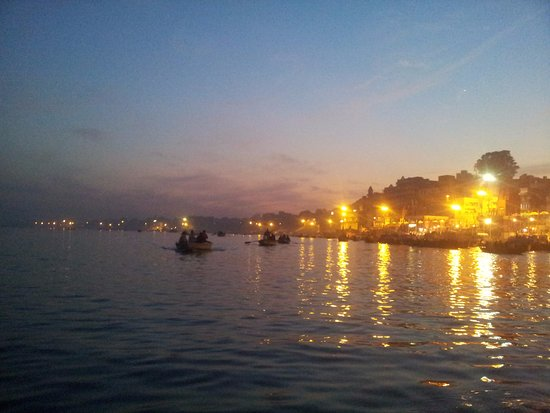 Banaras Walk