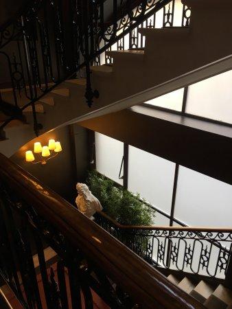 Grand Hotel du Palais Royal : 素敵なホテルです。