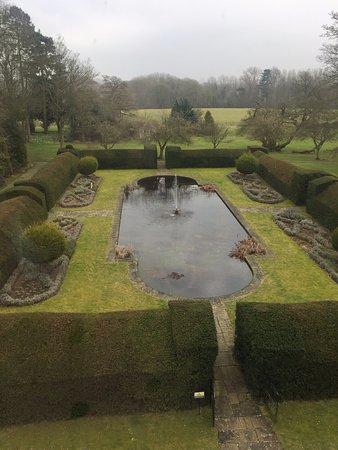 De Vere Horwood Estate: View from room