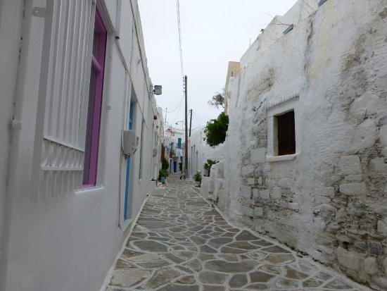 Parikia, Greece: 古老 依舊美麗