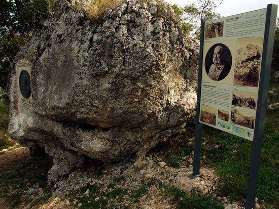 Dalmatia, Kroasia: zde byl císař František Josef I.