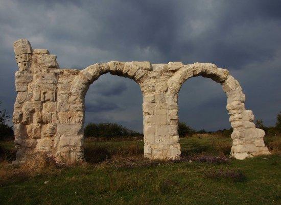 Burnum Roman Military Camp照片