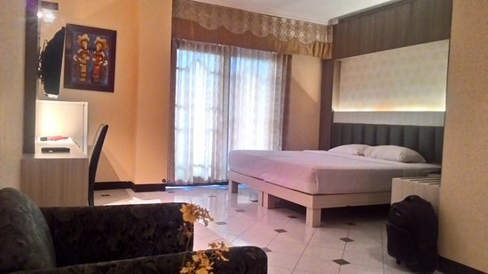 Royal Tretes View Hotel & Convention: Deluxe Room