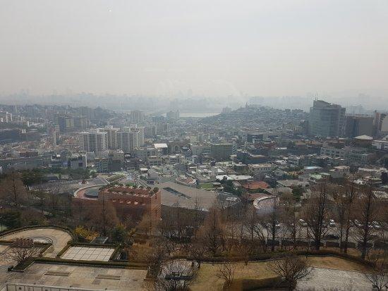 Grand Hyatt Seoul: View