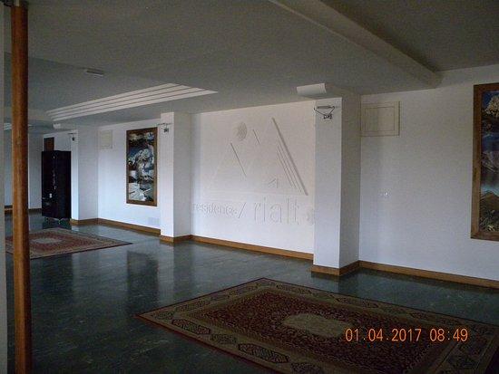 Monte Terminillo, Italië: hall