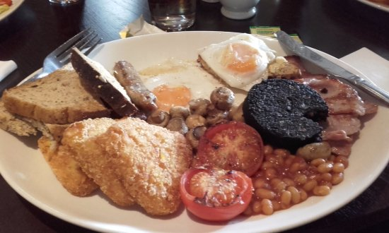 Crewe, UK: My all day breakfast