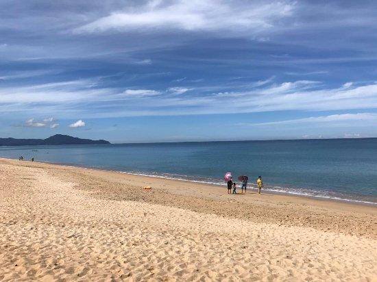Anantara Mai Khao Phuket Villas: My baby girl was charmed by the Andaman sea