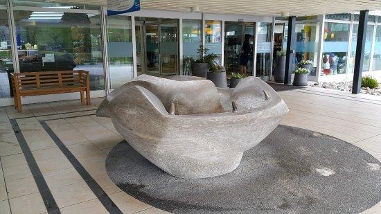 Bad Zurzach, Suiza: Trinkbrunnen