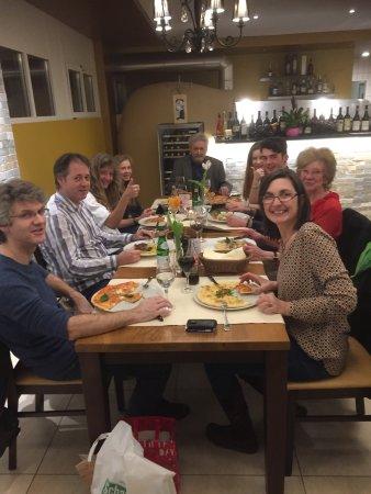 Muri bei Bern, Suiza: Restaurant Pizzeria Thoracker