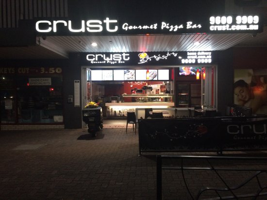 Crust Gourmet Pizza Bar Liverpool
