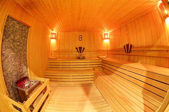 Yoncali, Tyrkia: Sauna