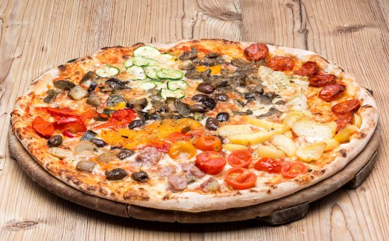 pizza della casa da michele picture of pizzeria da michele mestre tripadvisor. Black Bedroom Furniture Sets. Home Design Ideas