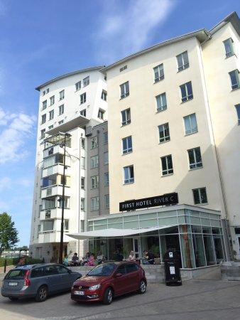 first hotel karlstad