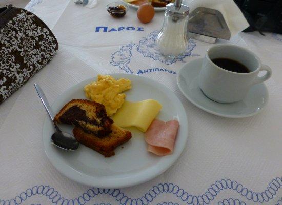 Hotel Eri: 早餐