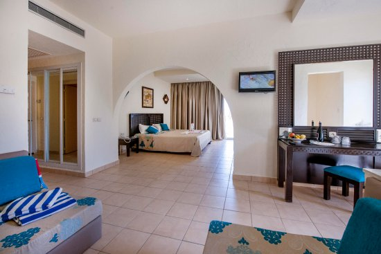 chambre familiale photo de welcome meridiana djerba midoun tripadvisor. Black Bedroom Furniture Sets. Home Design Ideas