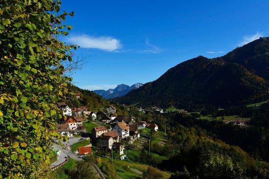 Comeglians, Italia: Salars borgo di Ravascletto