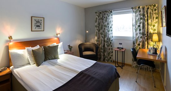 Best Western Hotel Botnia : Double superior room