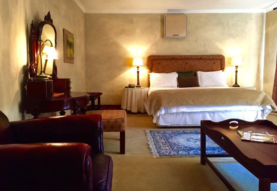 Foxwood House: This is the room i stayed in.