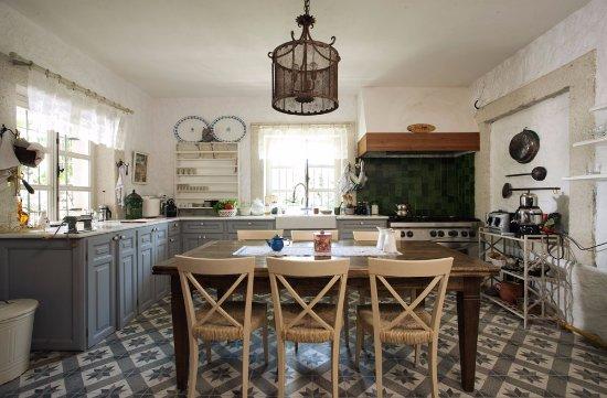 Morro Alacati: Kitchen
