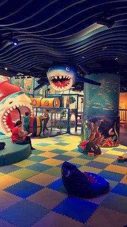Gold Coast Hotel : مكان لعب أطفال