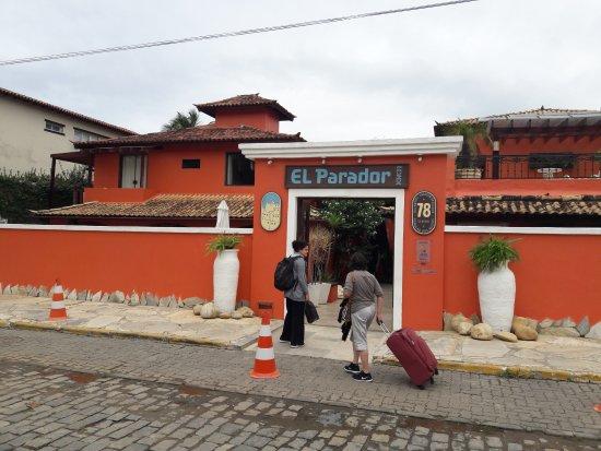 Foto El Parador Pousada