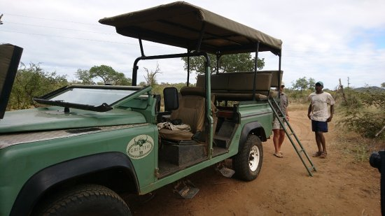 Muweti Bush Lodge Picture