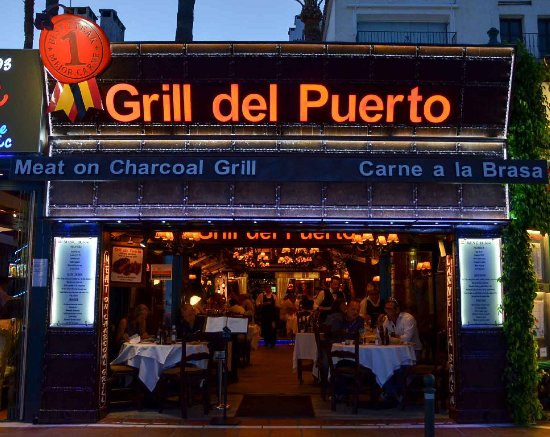 Grill del Puerto (Puerto Banus)
