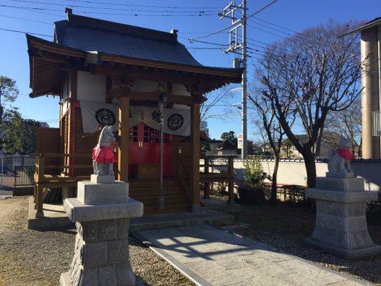 Noge Inari Shrine