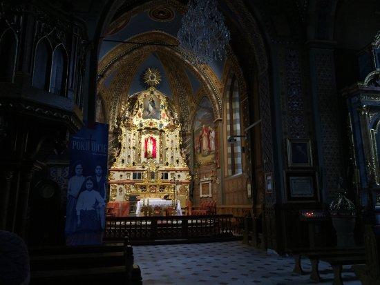 Sanktuarium Matki Bozej Ludzmierskiej