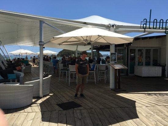 Paihia Harbour: Paihai restaurent