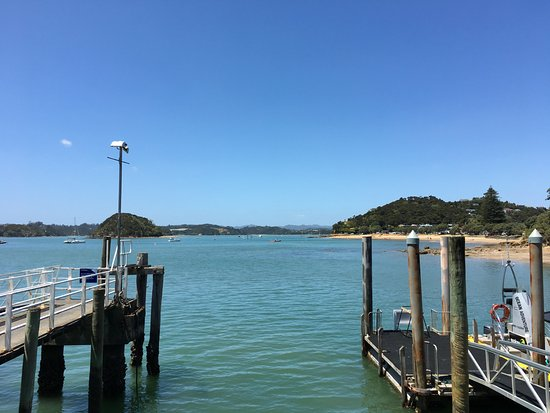 Paihia Harbour: views