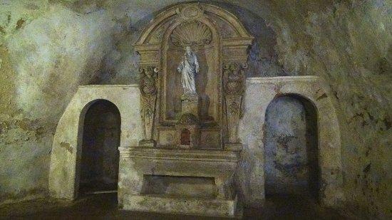 Svaty Petr, République tchèque : v poustevně