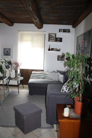 Nebbiuno, İtalya: soggiorno appartamento primo piano
