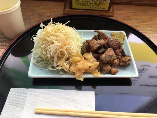 Shinjuku Miyazakikan Konne Keishoku Corner: 新宿みやざき館KONNE 軽食コーナー