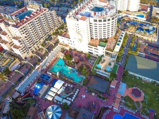 Parque Infantil Mundo Fantasía Bild Von Hotel Marina Dor Playa 4