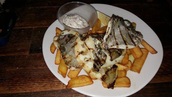 Rockdale, Australia: Market Fish Grilled