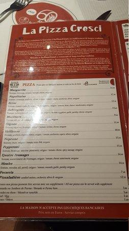 La Pizza Cresci Photo