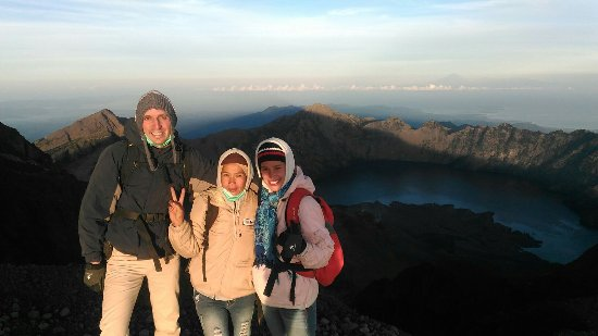 Rinjani Women Adventure