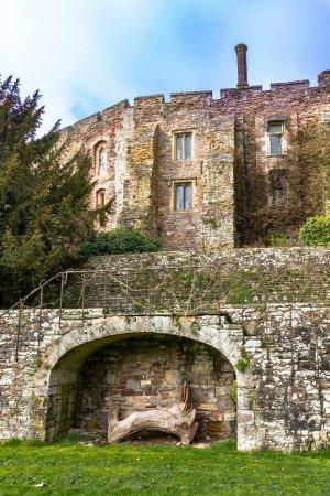 Berkeley Castle: Castle elevation