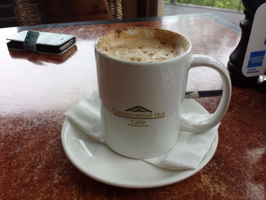 Wentworth Falls, Australia: The great Coffee