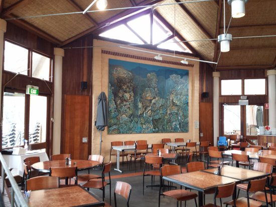 The Dining Hall - the Conservation Hut, Wentworth Falls