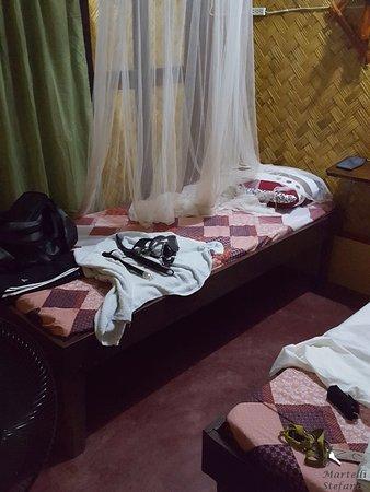 Camera matrimoniale doppia con letti singoli - Picture of Kaba-Kaba ...