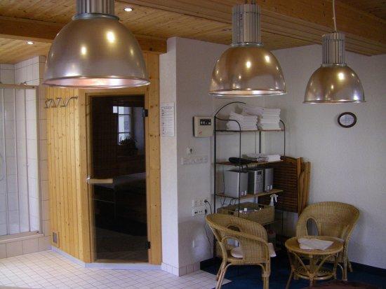 Uhlstadt - Kirchhasel, Germany: Sauna