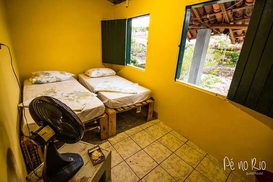 Pe no Rio Guesthouse